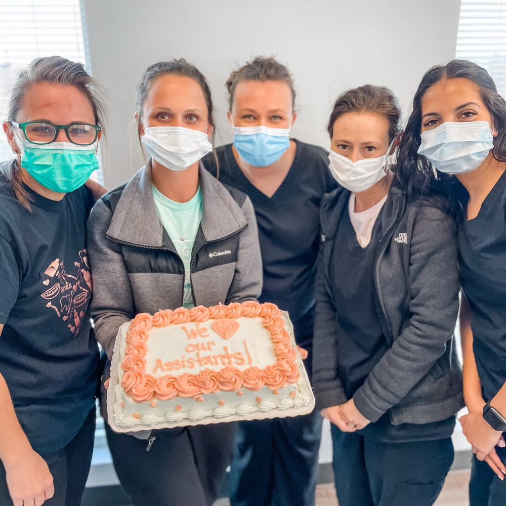 The Best Orthodontics team. The orthodontist working with braces and invisalign in Concord, North Carolina. This is near Kannapolis, Charlotte, Harrisburg, and Huntersville.